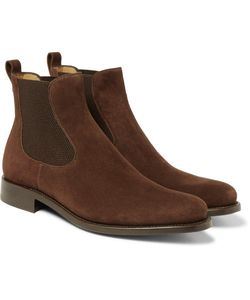O'Keeffe | Bristol Suede Chelsea Boots
