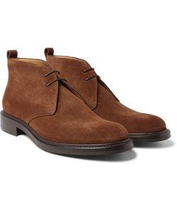 O'Keeffe | Felix Suede Desert Boots