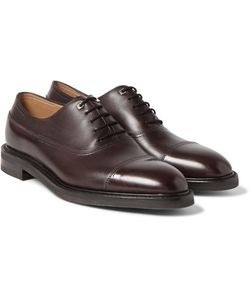 JOHN LOBB | Weir Leather Oxford Shoes