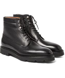 JOHN LOBB | Alder Leather Derby Boots