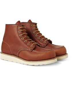 Red Wing Shoes | 875 Moc Leather Boots