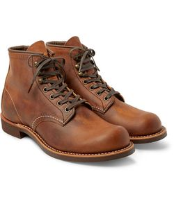 Red Wing Shoes | Blacksmith Oil-Tanned Leather Boots