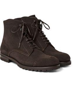 Harrys Of London   Suede Boots