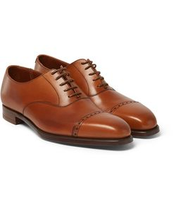 GEORGE CLEVERLEY | Charles Leather Oxford Shoes