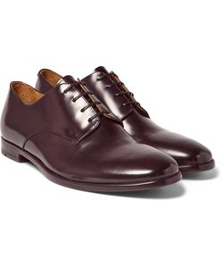 ARMANDO CABRAL | Ludlow Polished-Leather Derby Shoes