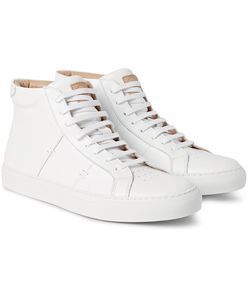 Greats | The Royale High Leather High-Top Sneakers