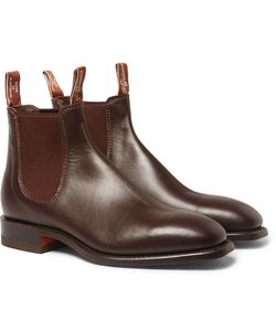 R.M.Williams   Craftsmen Leather Chelsea Boots