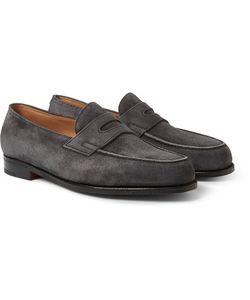 JOHN LOBB | Lopez Leather Penny Loafers