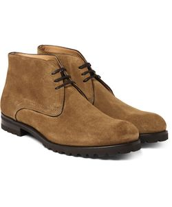 Harrys Of London   Griffen Suede Chukka Boots