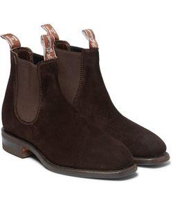 R.M.Williams | Comfort Craftsman Suede Chelsea Boots