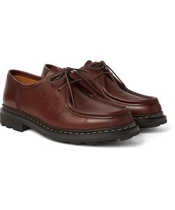 Heschung | Thuya Leather Derby Shoes