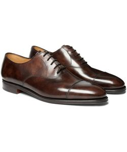 JOHN LOBB | City Ii Leather Oxford Shoes
