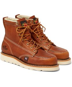 THOROGOOD | Oil-Ned Leather Boots