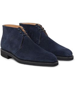 GEORGE CLEVERLEY | Nathan Suede Chukka Boots