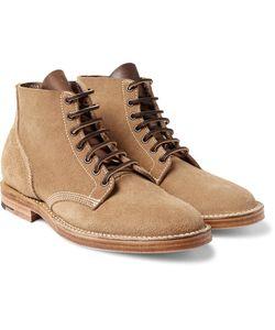 Viberg | Boondocker Suede Boots