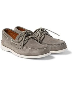 Quoddy | Downeast Nubuck Boat Shoes