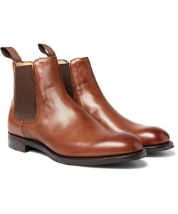 CHEANEY | Godfrey Leather Chelsea Boots