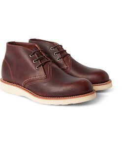 Red Wing Shoes | Work Leather Chukka Boots