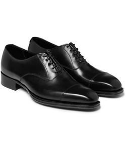 Kingsman | George Cleverley Leather Oxford Shoes
