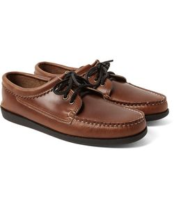 Quoddy | Leather Derby Shoes