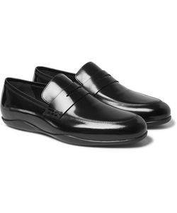 Harrys Of London   Downing 2 Polished-Leather Loafers
