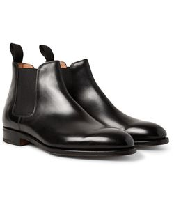 JOHN LOBB | Lawry Polished-Leather Chelsea Boots