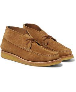 Yuketen | Suede Desert Boots