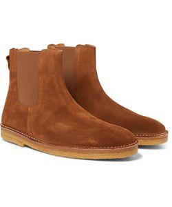 Folk | Brandon Suede Chelsea Boots