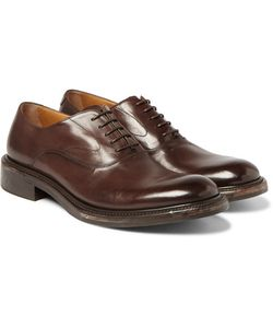 O'Keeffe | Leather Derby Shoes