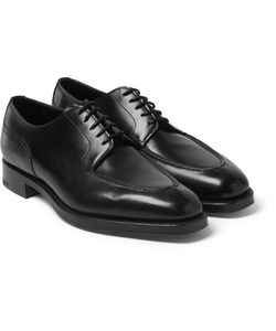 EDWARD GREEN | Dover Leather Derby Shoes