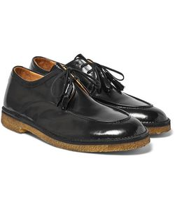 ARMANDO CABRAL | Leonard Polished-Leather Derby Shoes