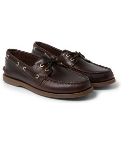 SPERRY top-sider | Authentic Original Burnished-Leather Boat Shoes
