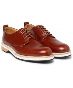 Want Les Essentiels | Montoro Leather Derby Shoes