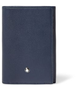 Mont Blanc | Meisterstück Leather Trifold Cardholder