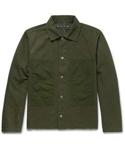 Sasquatchfabrix. | Korosuna Embroidered Herringbone Cotton Jacket
