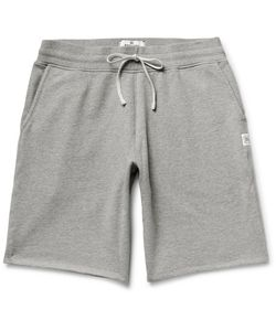 Reigning Champ | Loopback Cotton-Jersey Shorts