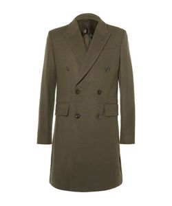 Hardy Amies | Double-Breasted Cashmere Coat