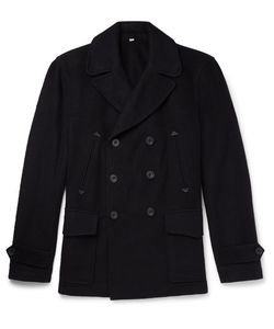 Hardy Amies | Cashmere Peacoat
