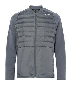 Nike Golf | Aeroloft Hyperadapt Tech-Jerey And Quilted Hell Jacket