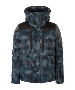 Moncler Grenoble | Rodenberg Padded Camouflage-Print Shell Jacket