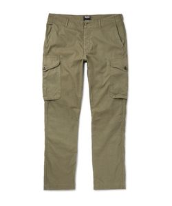 TODD SNYDER | Infantry Herringbone Cotton Cargo Trousers