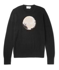 Michael Bastian | Pluto Intarsia Cashmere Sweater