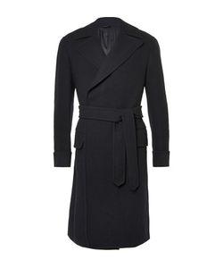 Eidos | Carlo Belted Wool-Tweed Coat