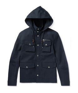 Michael Bastian | Cotton-Canvas Field Jacket