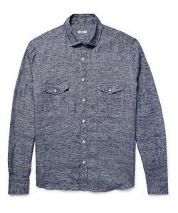 Eidos | Lavoro Linen-Flannel Shirt