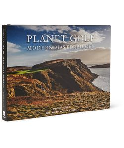 Abrams | Planet Golf Modern Masterpieces Hardcover Book