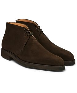 GEORGE CLEVERLEY | Nathan Suede Desert Boots