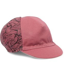 CAFÉ DU CYCLISTE | Printed Canvas Cycling Cap