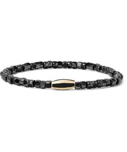 LUIS MORAIS | Bead And Enamel Bracelet