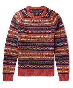 J.Crew | Fair Isle Wool Sweater